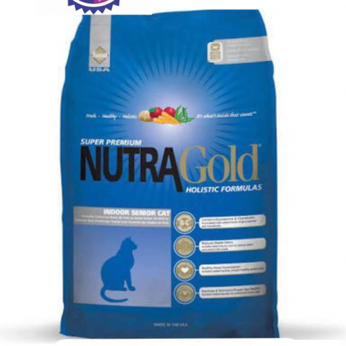 Nutragold cat food