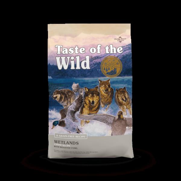 Wild Dog Food
