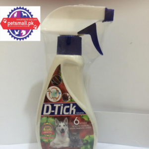 D Tick Spray