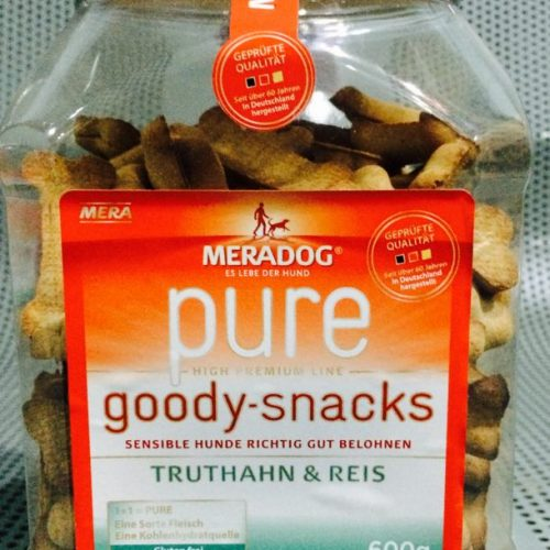 MERA DOG PURE goody Snacks