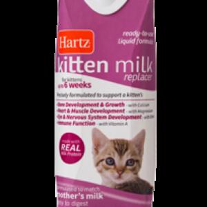 Hartz Kitten Milk Replacer Powdered Formula