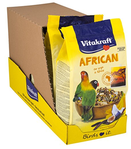 Vitakraft AFRICAN Food for African Small Parrots