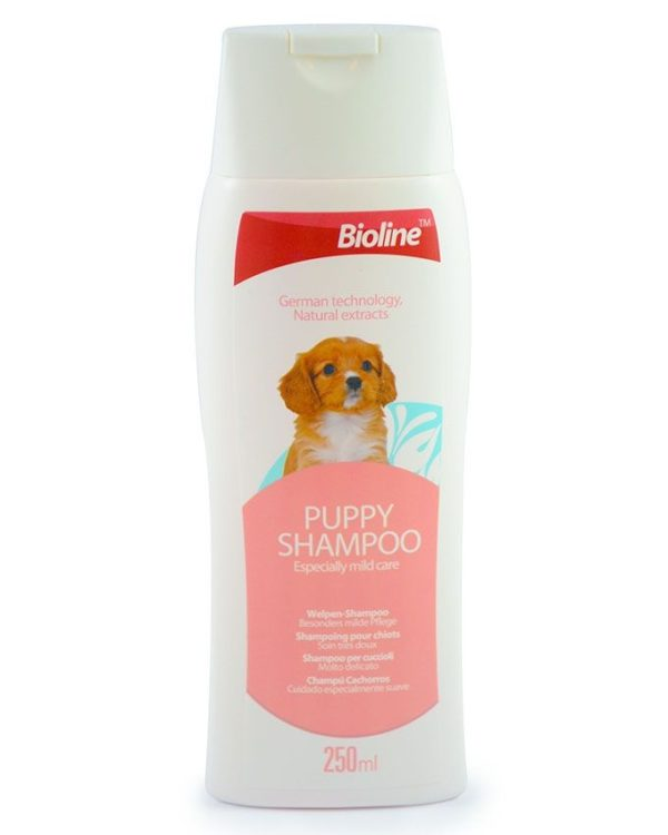 Bioline Puppy Shampoo 250ml