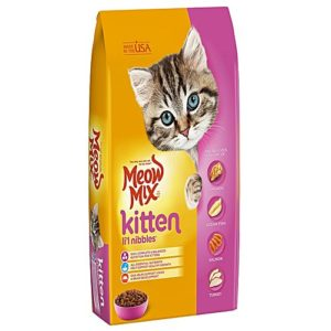 Meow Mix Kitten