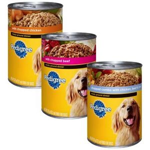 Pedigree Canned Food for Dogs
