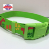 Nylon adjustable dog collar