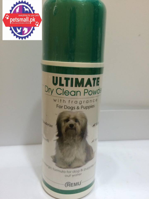 Ultimate Dry Clean Powder for Dog