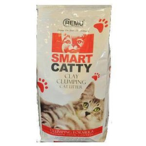 Remu Smart Catty CLAY CLUMPING LITTER 7.5 KG