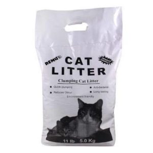 Remu Clumping Cat Litter – 5Kg