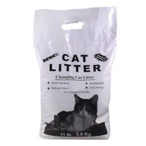 Remu Clumping Cat Litter – 5Kg