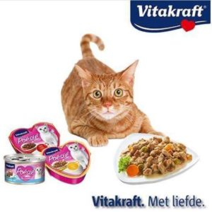 Vitakraft Poesie – Wet Cat Food