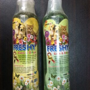Remu Freshy Dogs and Cat Shampoo