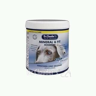Dr Clauders Mineral and Fit Bone Meal 400g