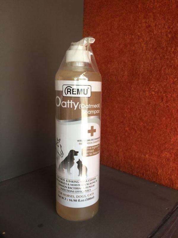 Remu Otty Oatmeal Shampoo 500 ml