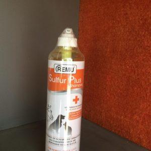 Remu Sulfur Plus Medicated Shampoo