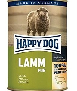 Happy Dog Lamm Pur Tin – 400g
