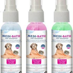 Medi Bath(Dry shampoo)