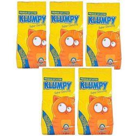 Super Klumpy Cat litter (5 bags bundle offer)