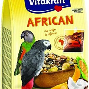 Vitakraft African for African Parrots