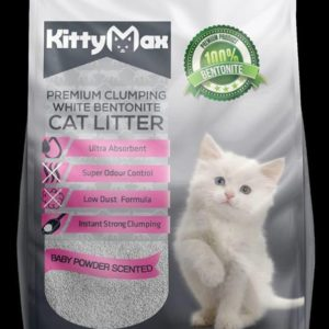 Kitty Max Cat litter