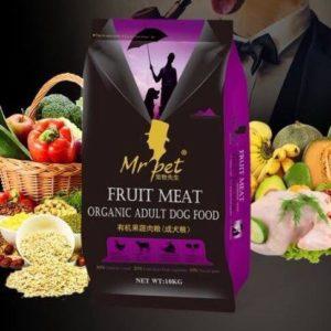 Mr.Pet Organic adult Dog Food