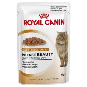 Royal Canin Cat Jellys – Intense Beauty