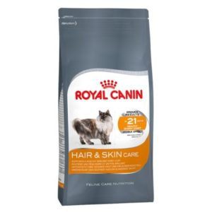 ROYAL CANIN Cat Food – Hair and Skin Care Nutrition 2kg