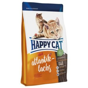 Happy Cat Adult Atlantic Salmon – 1.4 Kg