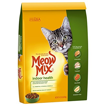 Meow Mix Indoor Cat Formula