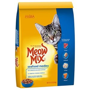Meow Mix Sea Food Medley