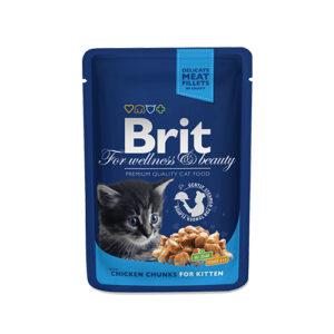 Brit Premium Kitten Pouch