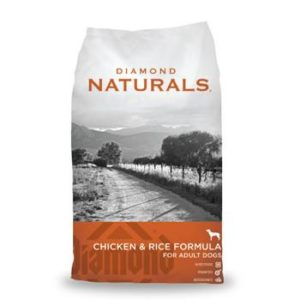 Diamond Naturals – CHICKEN and RICE FORMULA