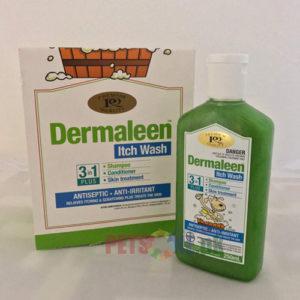 Dermaleen Itch Wash Shampoo