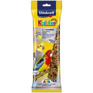 Vitakraft original Multivitamin Krackers for Parakeets