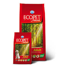 Farmina ECOPET Natural Adult Dog Food-12 kg
