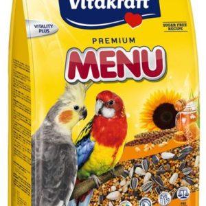 Vitakraft Premium Menu for Parakeets