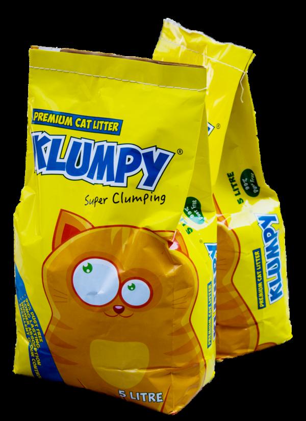 Super Klumpy Cat Litter