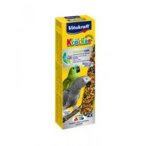Vitakraft original Feather Care Kracker for Parrots