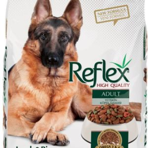 Reflex Adult Dog Food Lamb Rice and Vegetable