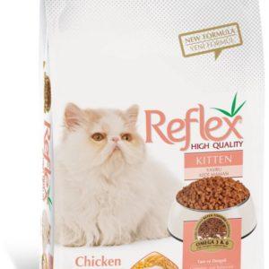 Reflex Kitten Food Chicken