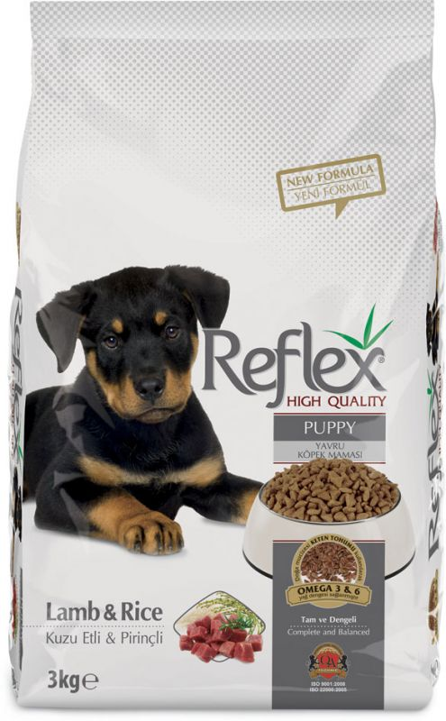 Reflex Puppy Food Lamb and Rice