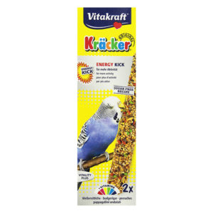 Vitakraft Original Energy Kick Krackers for Budgies