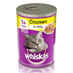 Whiskas Jelly – 390 Grams-chicken