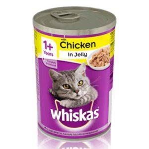 Whiskas Jelly – 390 Grams-chicken
