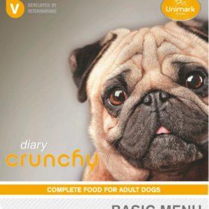 crunchy dog food