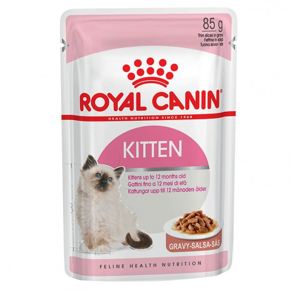 ROYAL CANIN KITTEN JALLEY FOOD