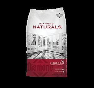 DIAMOND NATURAL Indoor Cat Food