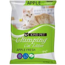Kind Pet Cat Litter Apple Scented