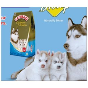 CANIBAQ CUB and MOTHER DOG FOOD
