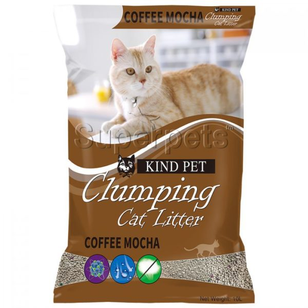 Kind Pet Cat Litter Coffee Scented